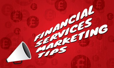 Read about Financial Services Marketing Tips