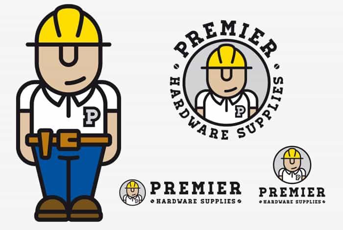 Premier Hardware Supplies Logo