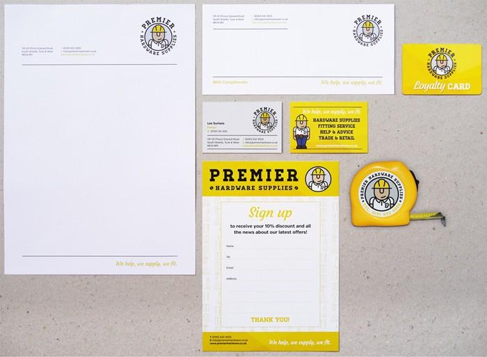 Premier Hardware Supplies Print