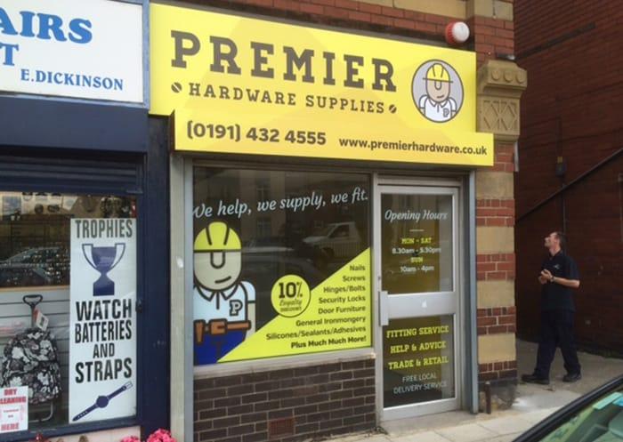 Premier Hardware Supplies Store