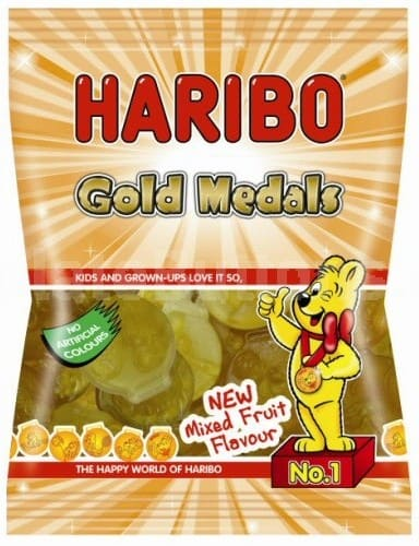 Haribo Gold Medals
