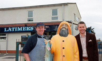 Read about Social media success for Latimers Seafood Deli