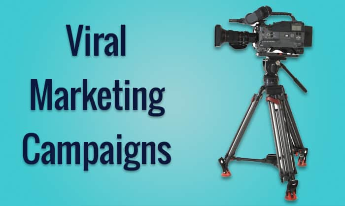 Read about Viral Marketing Campaigns
