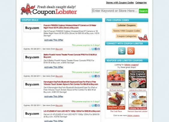 www.couponlobster.com