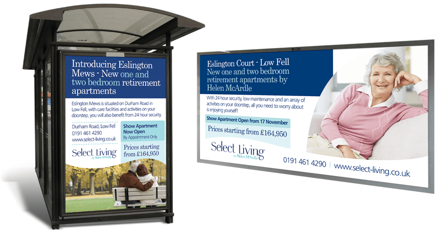 Helen McArdle Care campaign work
