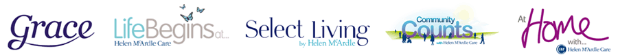 Helen McArdle Care logo
