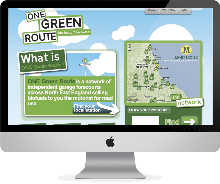 One Green Route