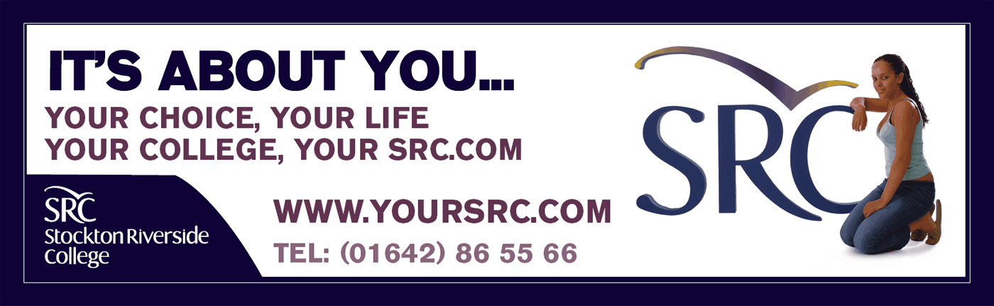 Stockton Riverside College campaign