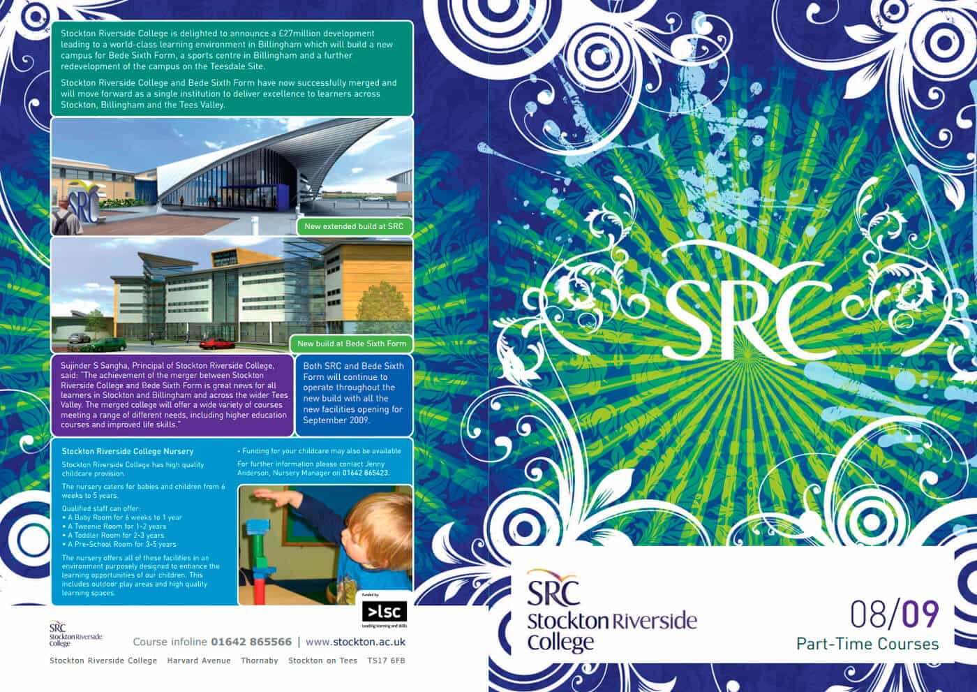 Stockton Riverside College prospectus