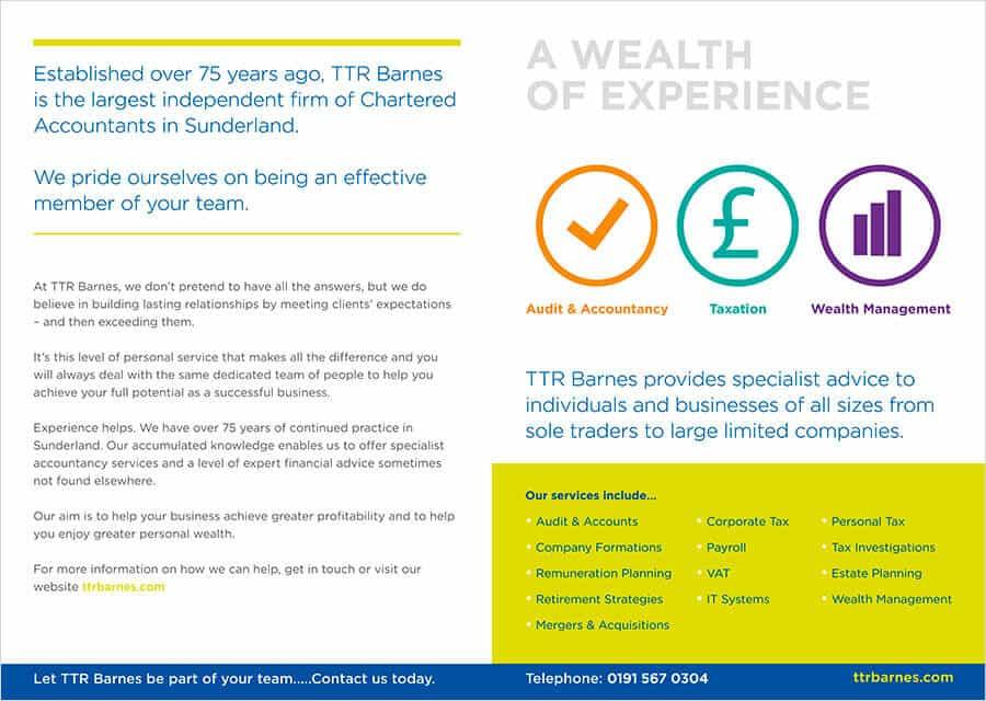 TTR Barnes brochure