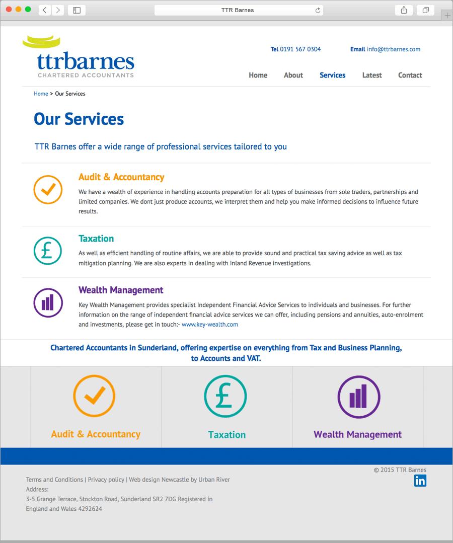 TTR Barnes inner page