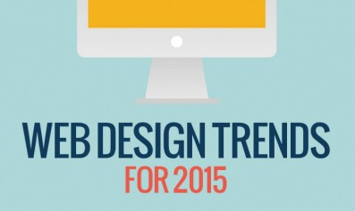 Read about Web design trends for 2015
