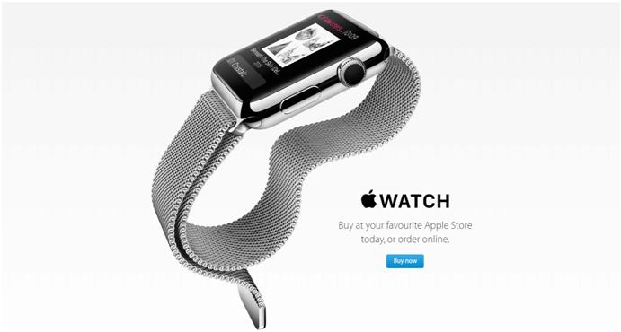 apple uk full screen site