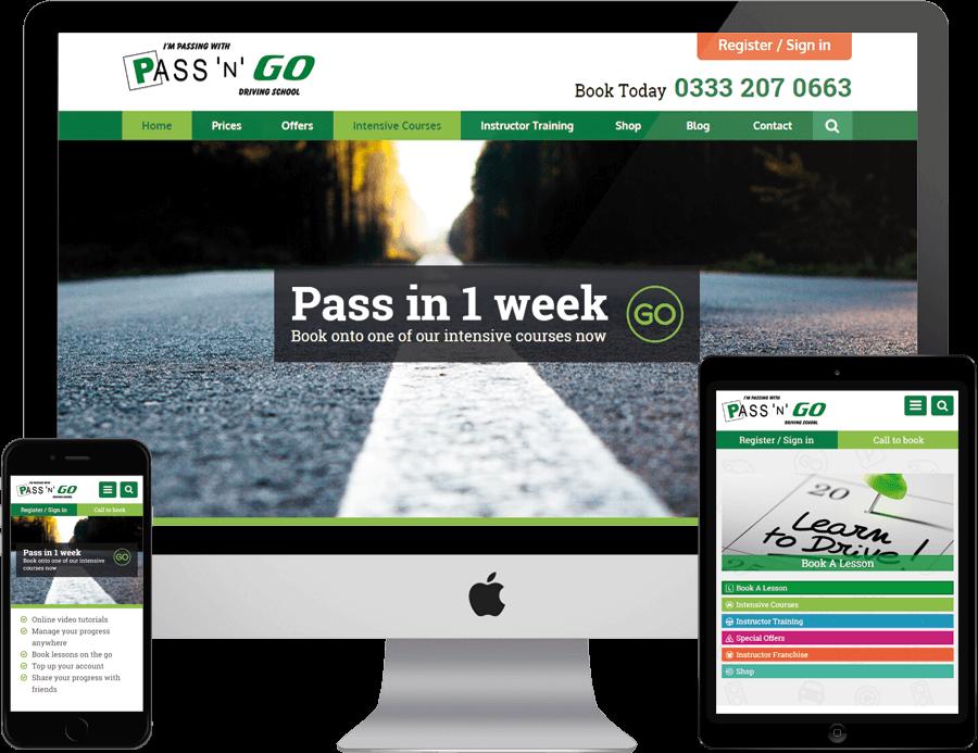 passngo-web-design-newcastle-header-image