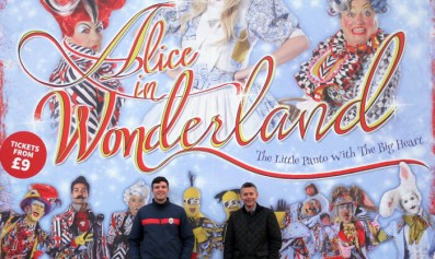 Read about South Shields Pantomime is in marketing Wonderland