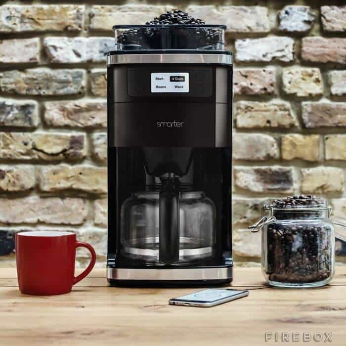 Wi-Fi Coffee Machine