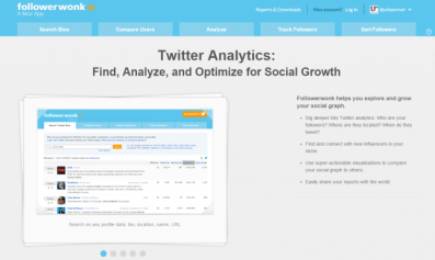 Read about Grow your Twitter followers using Followerwonk