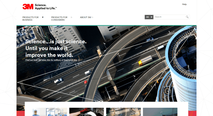 3M Engineering Website