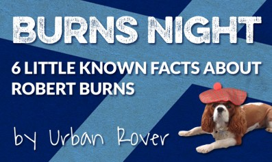 Read about Burns Night – 6 little known facts about Robert Burns