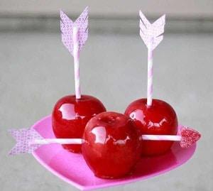 Cherry Apple Cupids Arrows