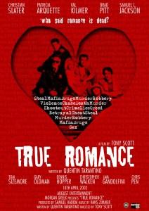 True Romance Move Poster