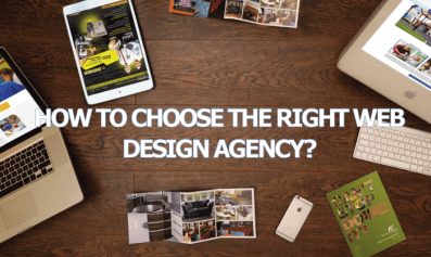 Read about How to choose the right web design agency?