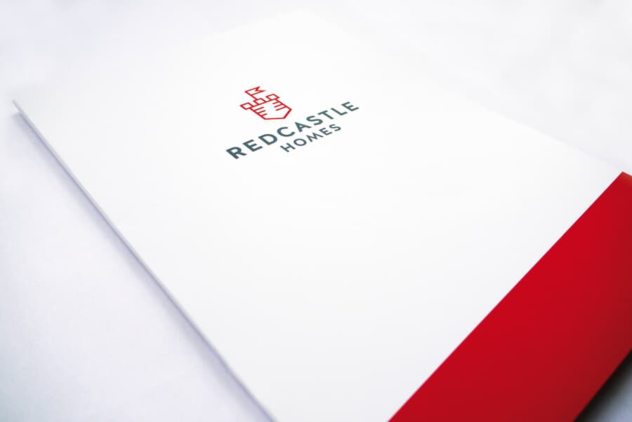 Redcastle Homes print