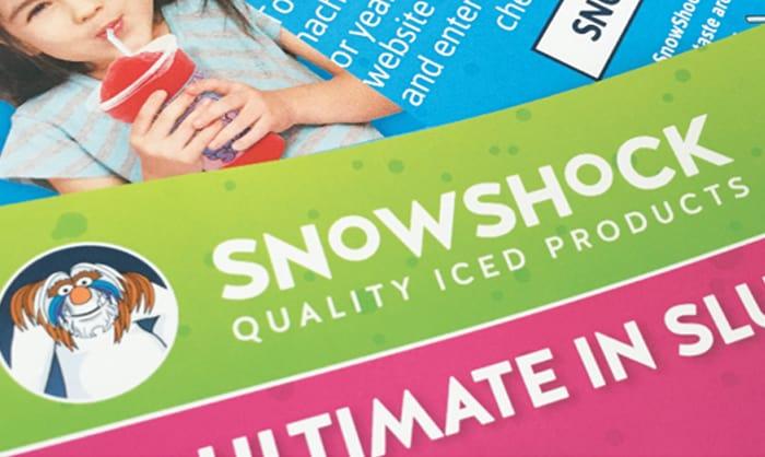 Snowshock brand