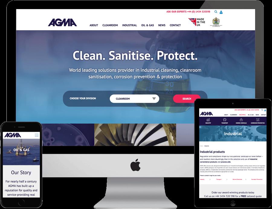 AGMA website