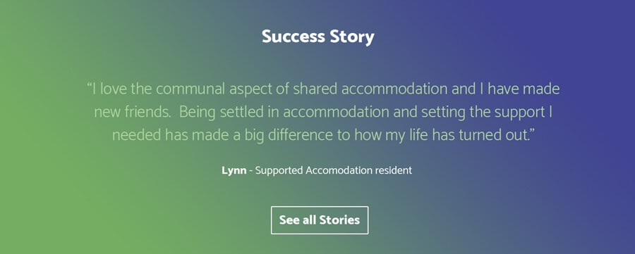 Tyne Housing Success Story