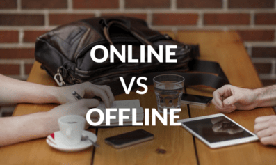 Read about Online and offline marketing – why you need to combine both